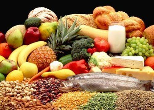 alimentazione corretta con la dieta mediterranea