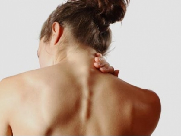 Quello che può fare male nella parte lasciata intorno a un dorso